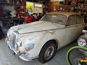 1967 Daimler V8 250