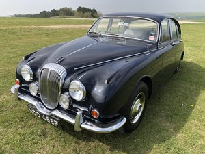 1968 Lovely original Daimler V8 Saloon for sale SOLD
