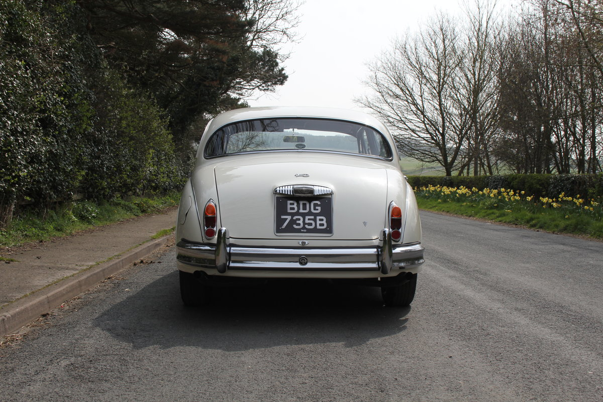 1964 Daimler 2.5 V8 Show Standard, History from new For Sale (picture 4 of 12)