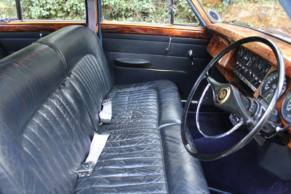 1964 Daimler 2.5 V8 Show Standard, History from new For Sale (picture 8 of 12)