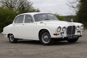 1967 Daimler Sovereign 420 Auto SOLD