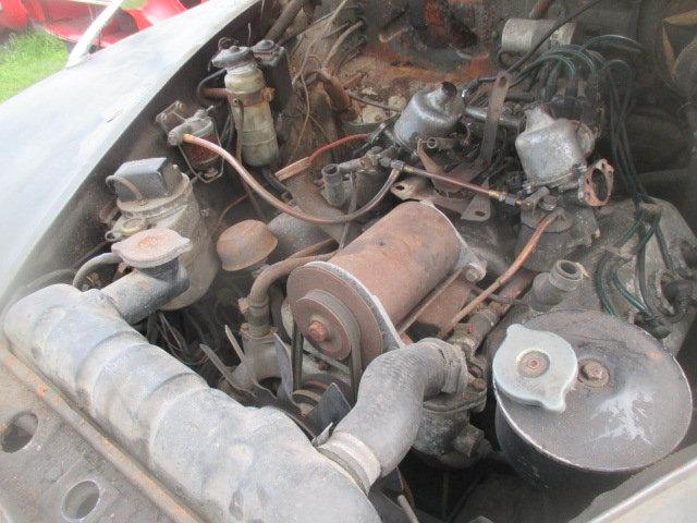1965 Daimler V8-250 MK2 Jaguar shape for restoration For Sale (picture 6 of 6)
