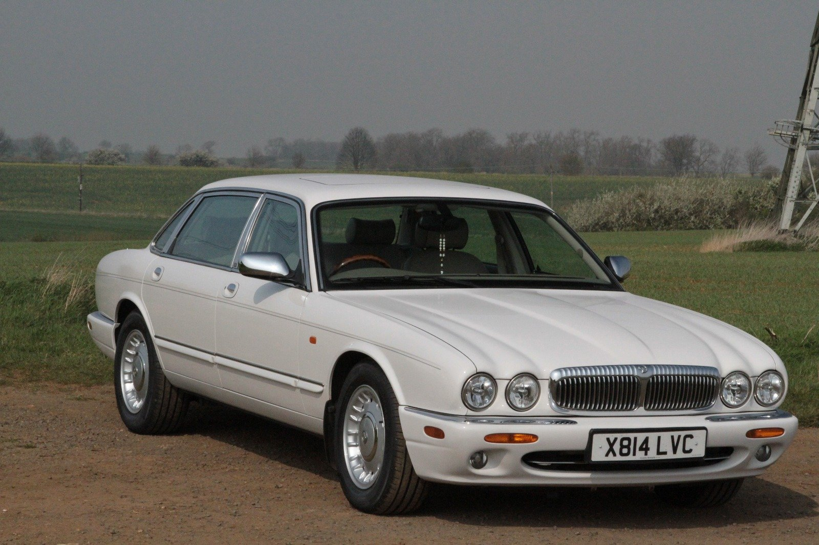 2001 Ex-Daimler Heritage For Sale | Car And Classic
