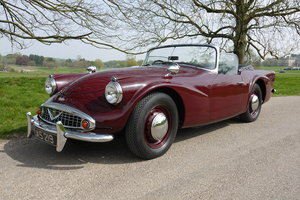 Daimler Dart SP250 1962  For Sale