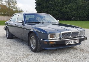 1988 Daimler Sovereign Very Low Mileage For Sale