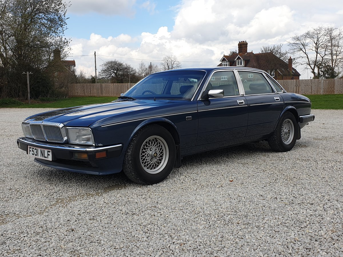 1988 Daimler Sovereign Very Low Mileage For Sale (picture 2 of 6)