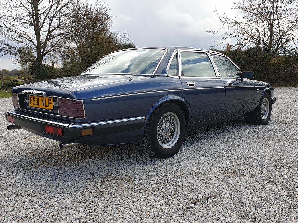 1988 Daimler Sovereign Very Low Mileage For Sale (picture 3 of 6)
