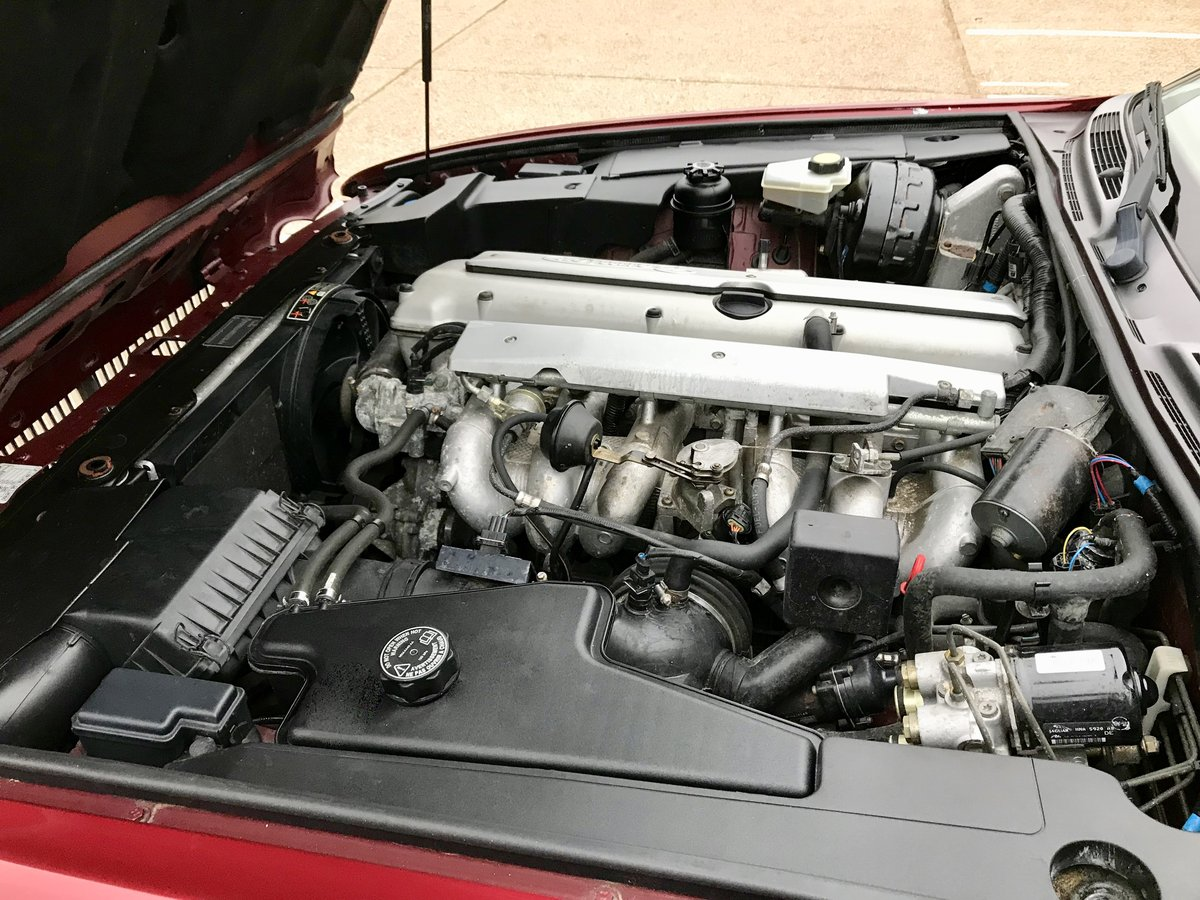 DAIMLER SIX 4.0 - 1995 - ONLY 62,000 miles FSH For Sale (picture 5 of 6)