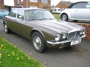 1975N Daimler Sovereign Mk II 4.2 Automatic For Sale