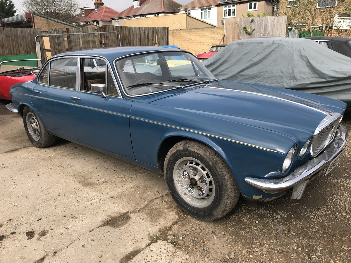1978 DAIMLER COUPE/JAGUAR XJC / XJS WANTED  Wanted (picture 2 of 5)