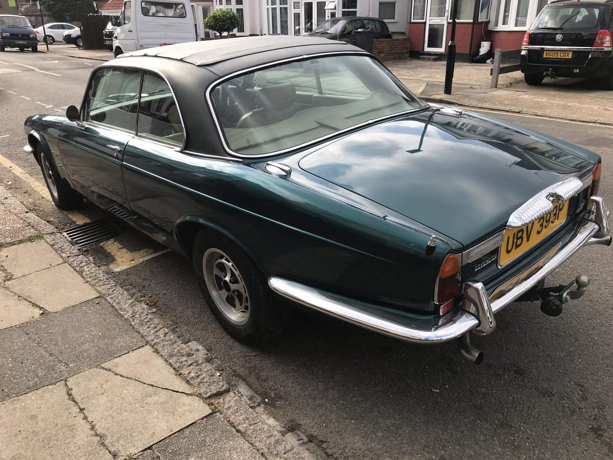 1978 DAIMLER COUPE/JAGUAR XJC / XJS WANTED  Wanted (picture 4 of 5)