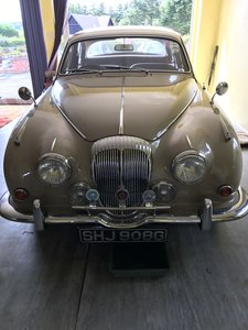 1969 Mk2 Daimler 250 V8 For Sale