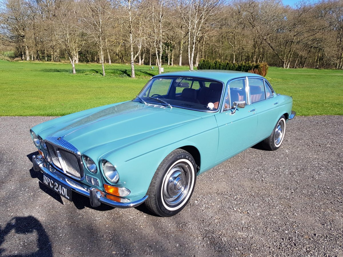 1973 Daimler Sovereign For Sale (picture 1 of 6)