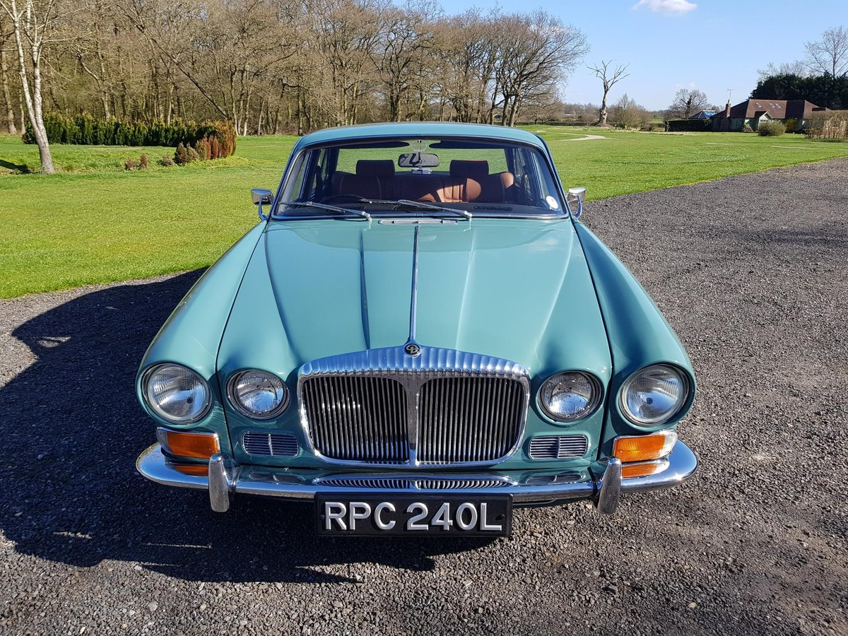 1973 Daimler Sovereign For Sale (picture 2 of 6)