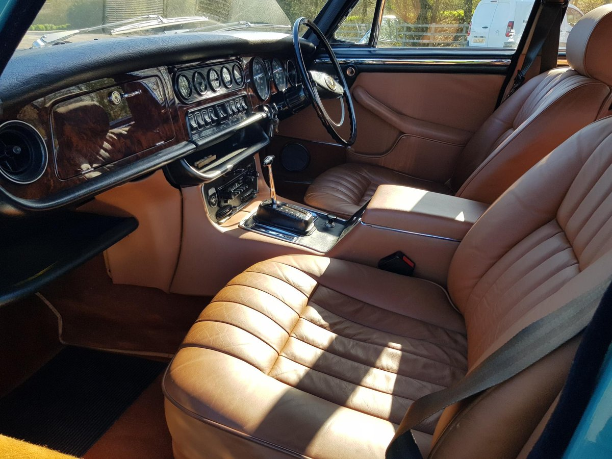 1973 Daimler Sovereign For Sale (picture 3 of 6)
