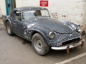1961 Daimler Dart SP250 Dart  For Sale by Auction
