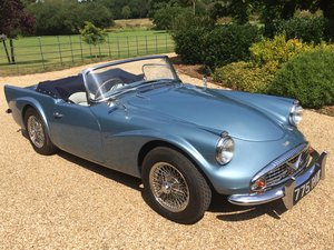 1963 Daimler Dart SP250 For Sale