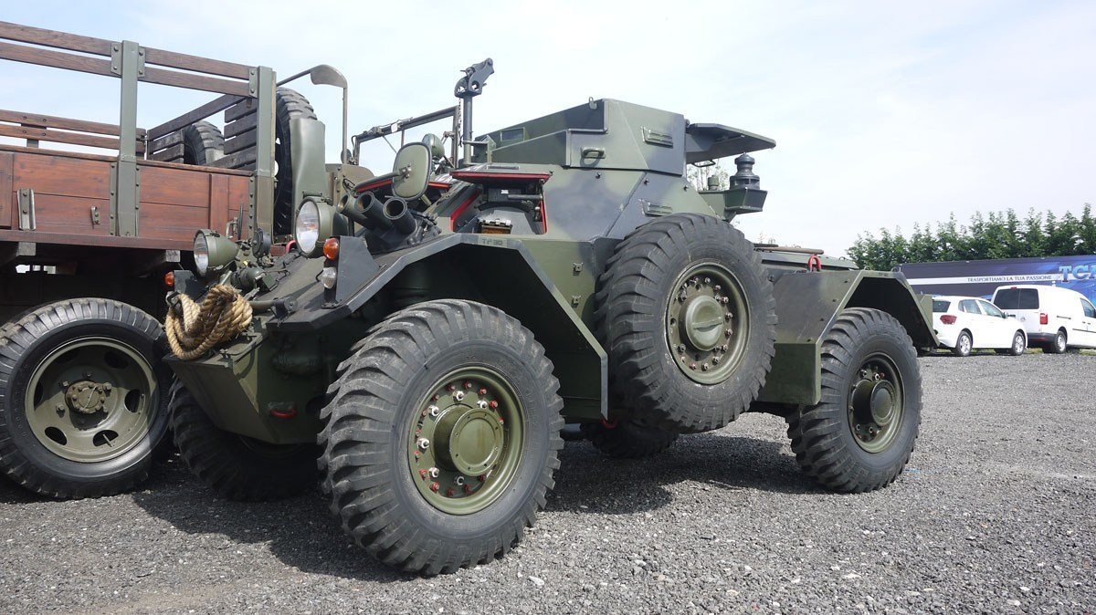 Daimler Ferret Scout Car For Sale by Auction (picture 1 of 5)