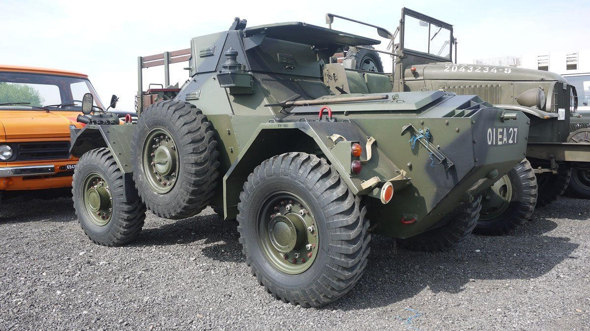 Daimler Ferret Scout Car For Sale by Auction (picture 2 of 5)