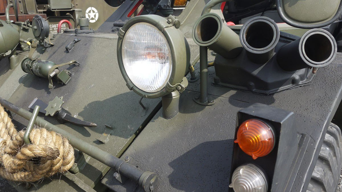 Daimler Ferret Scout Car For Sale by Auction (picture 5 of 5)