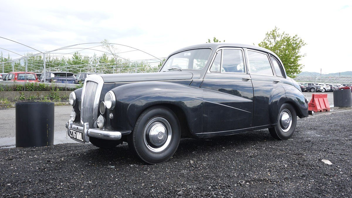 1957 Daimler Conquest For Sale by Auction (picture 1 of 5)
