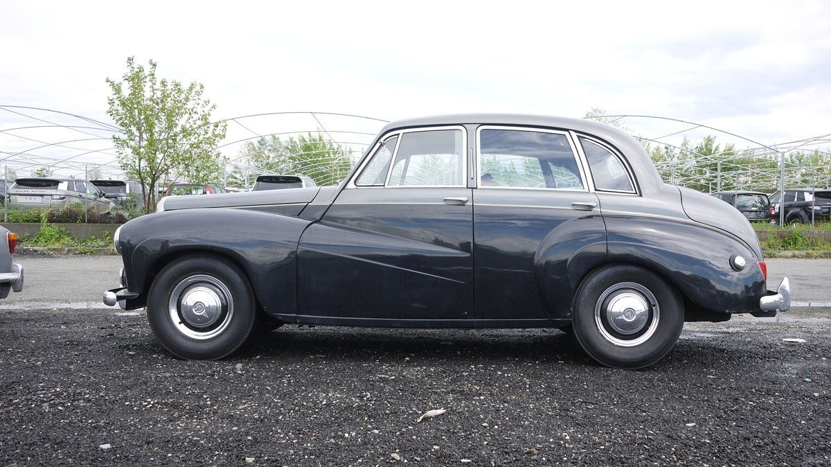 1957 Daimler Conquest For Sale by Auction (picture 2 of 5)