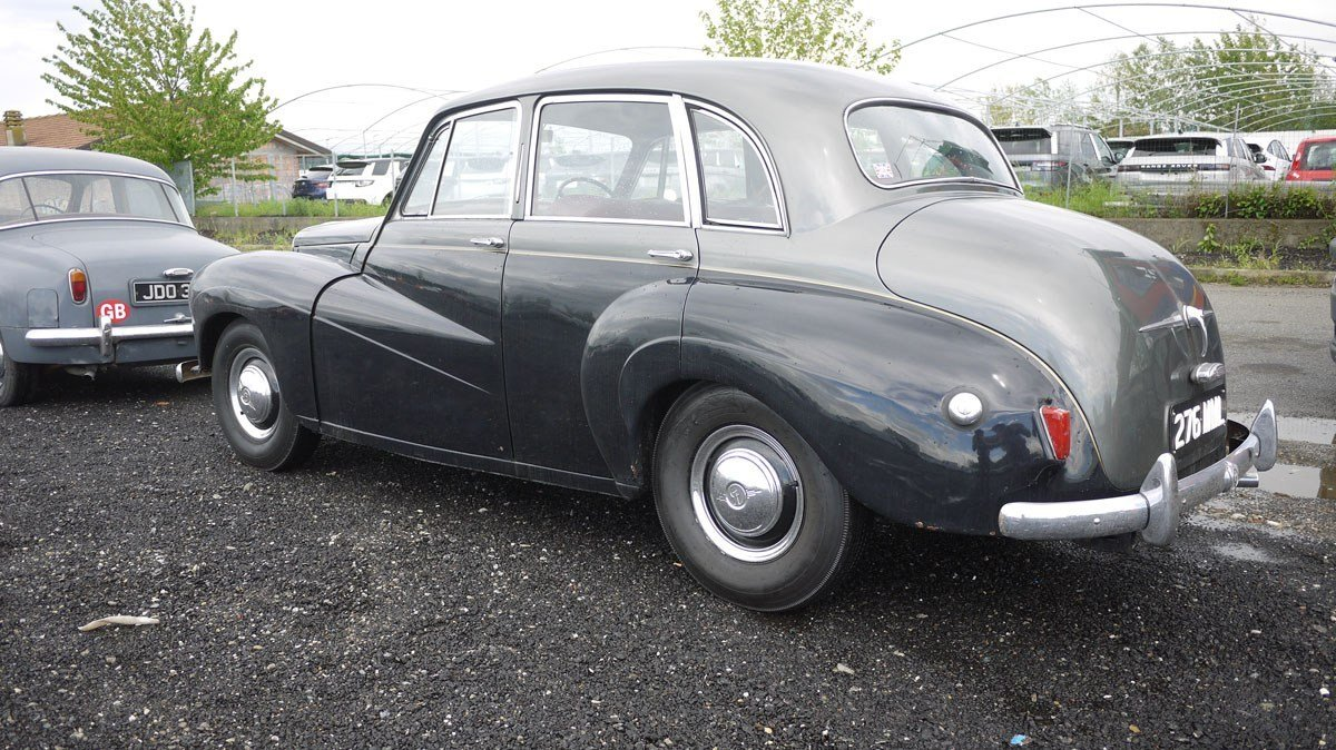 1957 Daimler Conquest For Sale by Auction (picture 3 of 5)