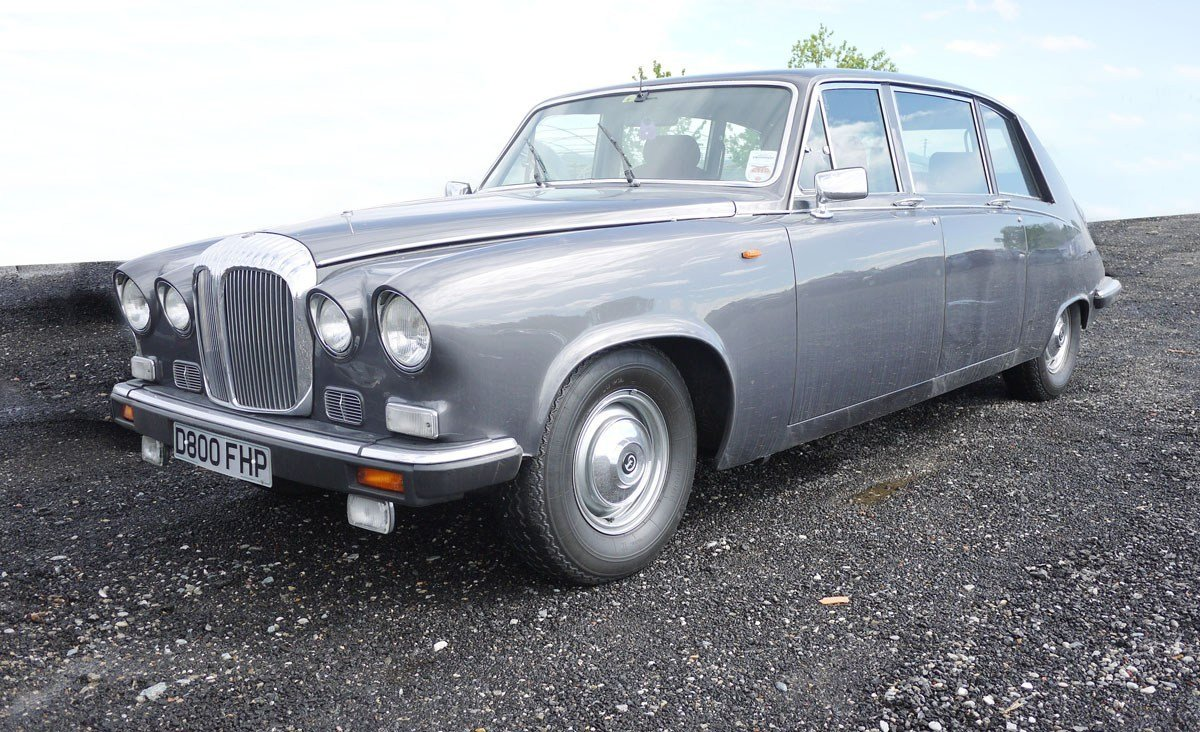 1987 Daimler Limousine For Sale by Auction (picture 1 of 5)