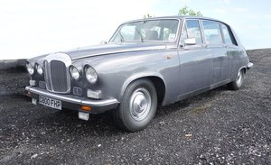 1987 Daimler Limousine For Sale by Auction
