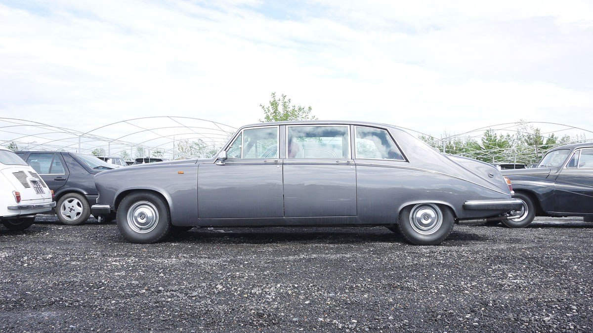 1987 Daimler Limousine For Sale by Auction (picture 2 of 5)