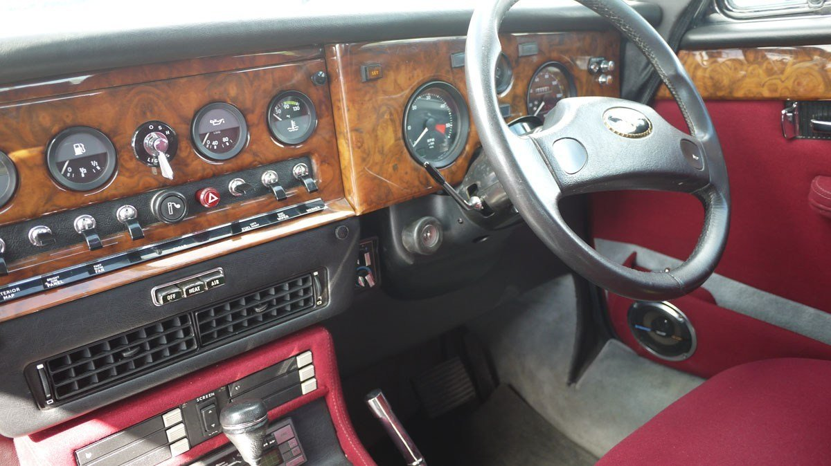 1987 Daimler Limousine For Sale by Auction (picture 4 of 5)