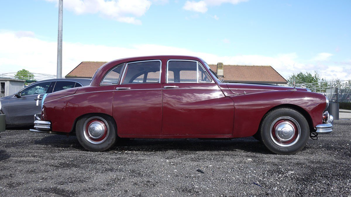 1965 Daimler Majestic Major For Sale by Auction (picture 5 of 5)