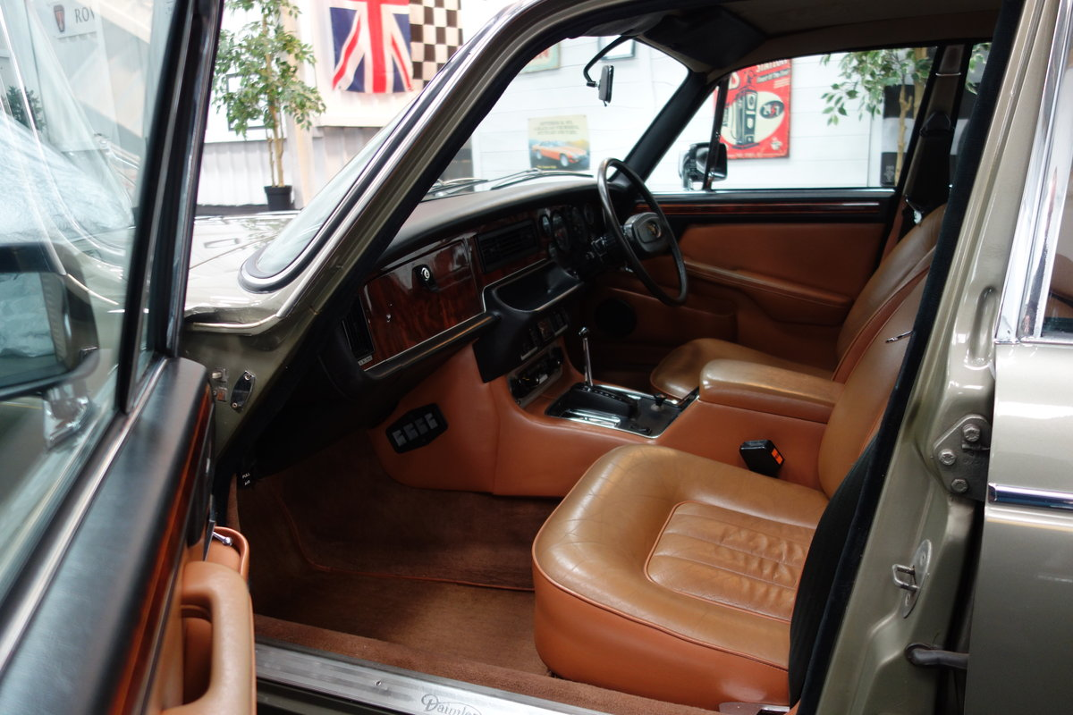 1979 Daimler Double Six VDP 40000 miles. Beautiful cond' For Sale (picture 5 of 6)