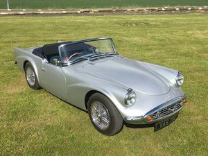 1961 Daimler SP250 (Dart) at Morris Leslie Auction 25th May