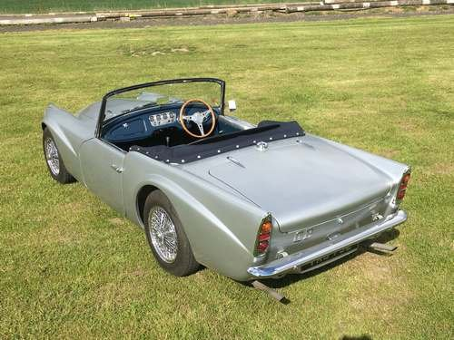 1961 Daimler SP250 (Dart) at Morris Leslie Auction 17th August SOLD by Auction (picture 2 of 6)