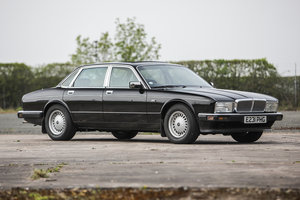 1988 Daimler 3.6 XJ Saloon - Just 15000 miles only!! For Sale by Auction