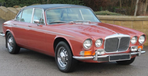 1973 WANTED Series 1 Double Six Vanden Plas