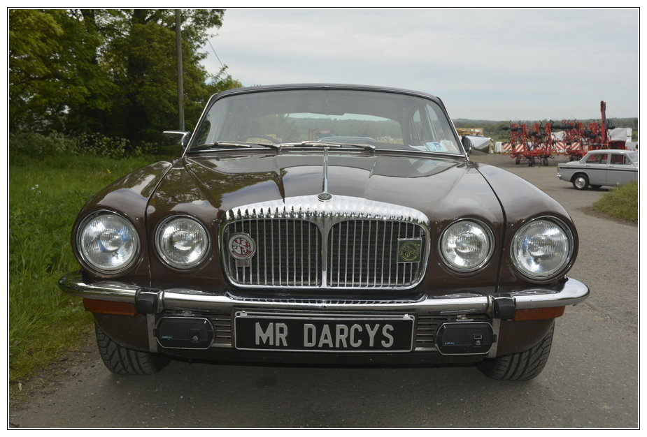 1979 Daimler Double Six for sale SOLD (picture 1 of 6)