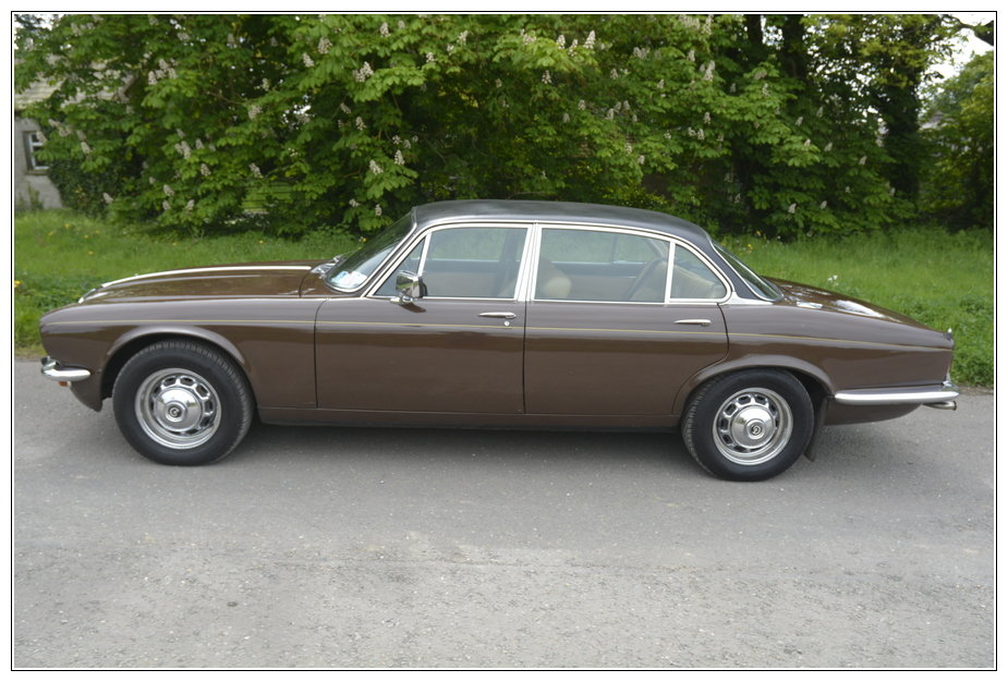1979 Daimler Double Six for sale SOLD (picture 2 of 6)