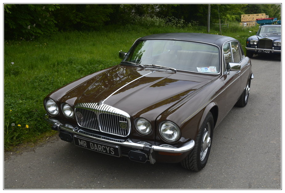 1979 Daimler Double Six for sale SOLD (picture 3 of 6)