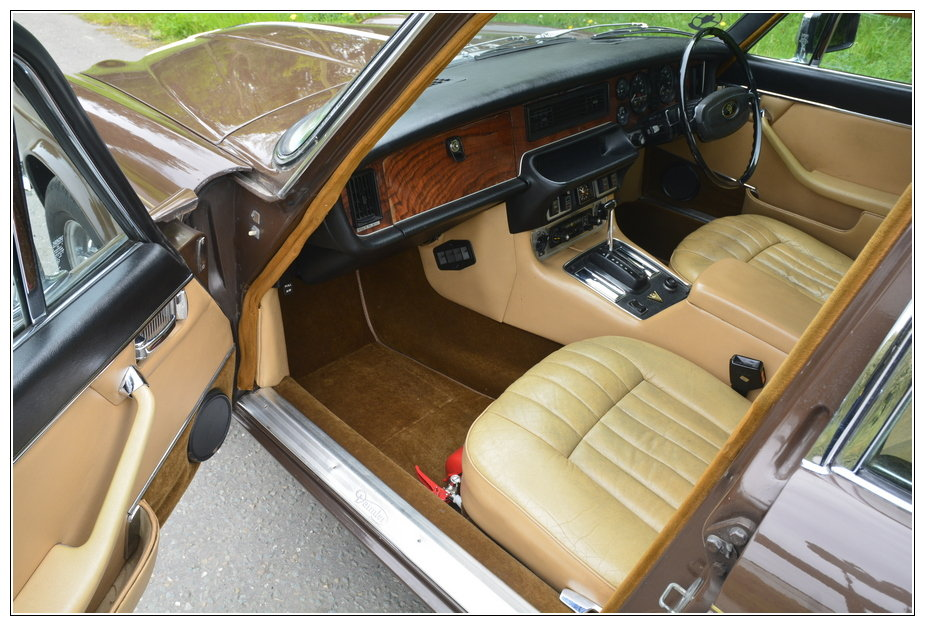 1979 Daimler Double Six for sale SOLD (picture 6 of 6)