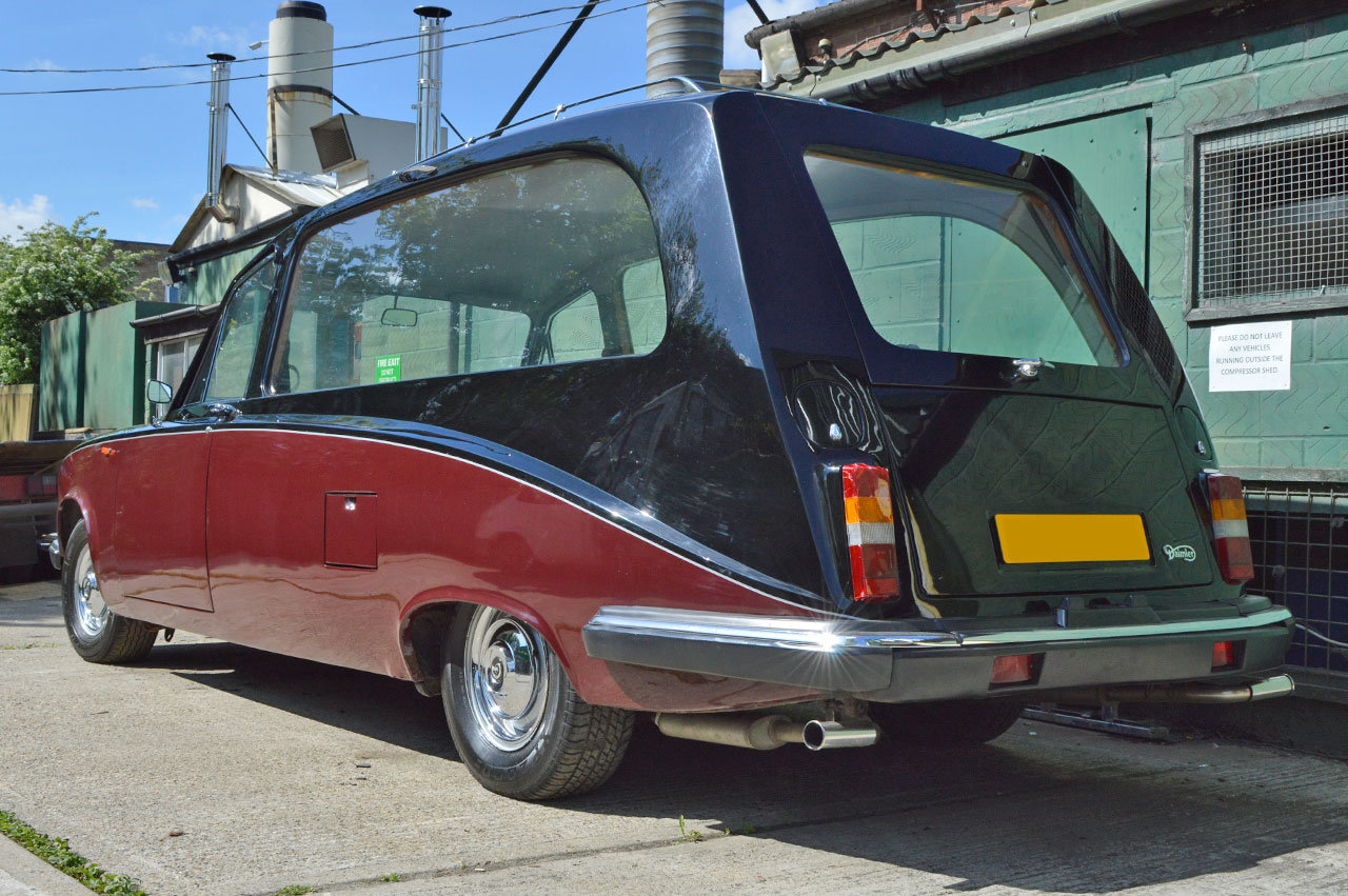 1989 Daimler Hearse For Sale (picture 3 of 6)