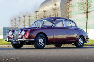 1967 very nice Daimler V8 250 manual RHD For Sale