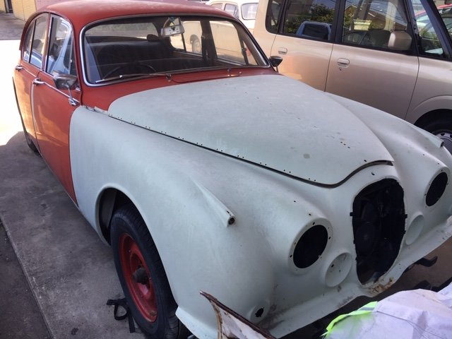 1966 Daimler 2.5liter V8  For Sale (picture 1 of 3)