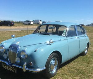 Daimler V8 250 Jaguar Mk 2 Auto 1969  For Sale