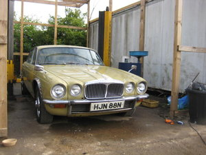 1974 Daimler xj manual For Sale