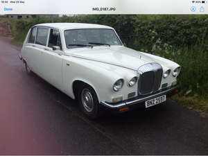 1991 Daimler DS420 For Sale