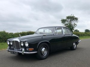 1968 Daimler Sovereign 420 Automatic SOLD