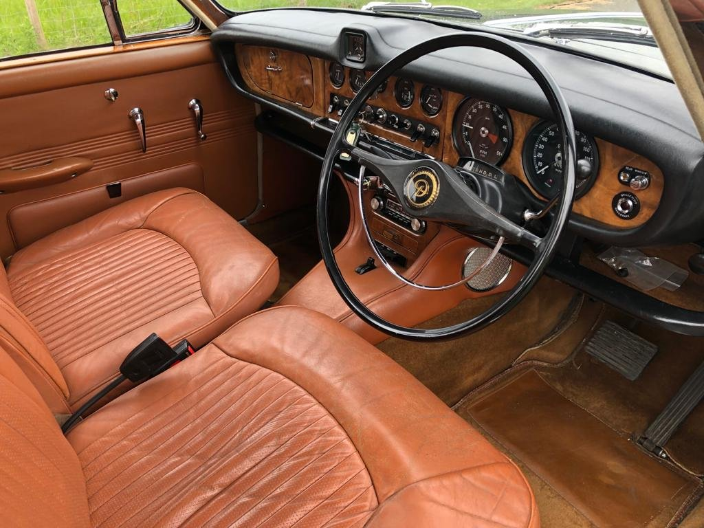 1968 Daimler Sovereign 420 Automatic For Sale (picture 5 of 6)