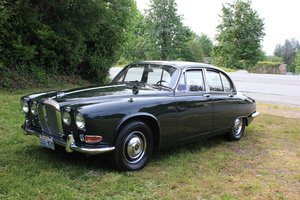 Lot 123- 1967 Daimler Sovereign For Sale by Auction